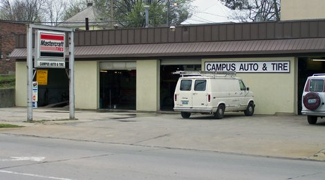 campus tire and auto