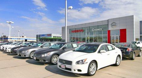 Crown Nissan | Cape Girardeau, MO