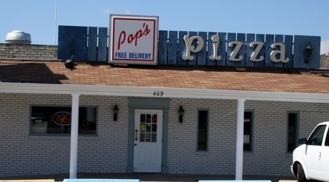 Pop's Pizza