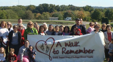 2010 Share Walk to Remember