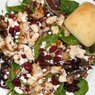 Cranberry Apple Salad with Chicken