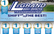  LeGrand Bros. Transmissions