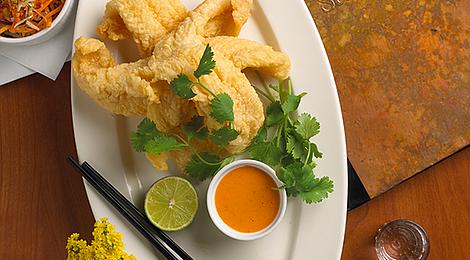 Saffron Pan Asian Restaurant 117