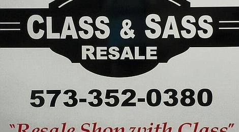 Class & Sass Resale