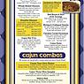 2) Cajun Favorites & Combos